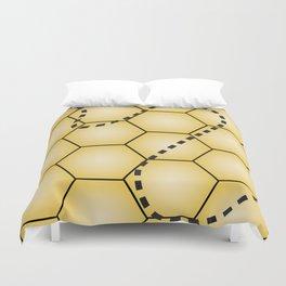 Beehive Duvet Cover