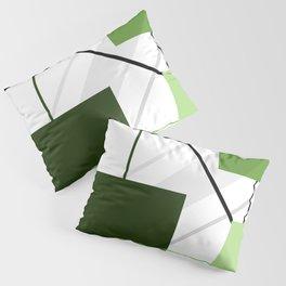 Angular Energy Pillow Sham