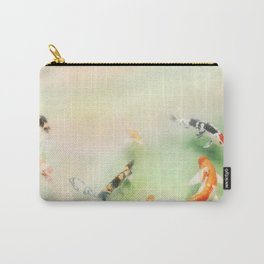 Fish watercolor II Carry-All Pouch