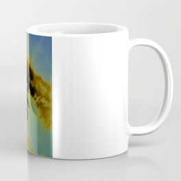 there's sulfur in the air Coffee Mug