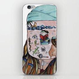 Tahupotiki Koraha and the cobrapion iPhone Skin