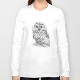 The Tawny owl Long Sleeve T-shirt