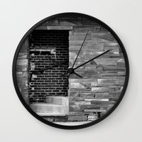 portal Wall Clocks featuring Portal by Elina Cate