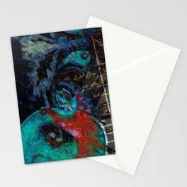 Armenian movies/pomegranate/texture Stationery Cards