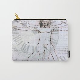 The Time Of Man Carry-All Pouch