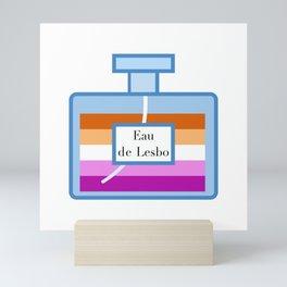 Lesbian Perfume Mini Art Print