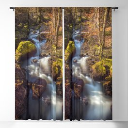 Becky Falls, Dartmoor Blackout Curtain