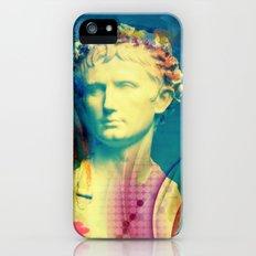 Caesar Augustus iPhone (5, 5s) Slim Case