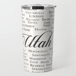 Utah Travel Mug