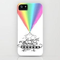 Creating magic iPhone (5, 5s) Slim Case