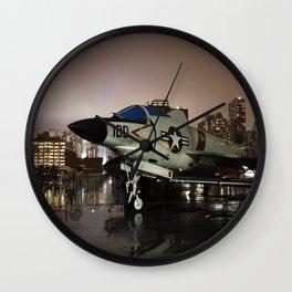 McDonnell F-3B Demon Wall Clock