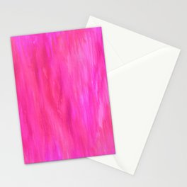 Neon Watercolor Stationery Cards