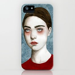 Leah iPhone Case