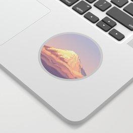 Peak Sticker