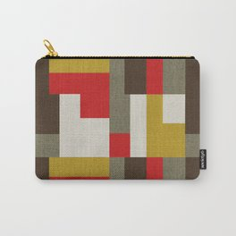 MCM Bitossi Puzzle Carry-All Pouch