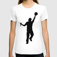 jay z T-shirts featuring #TheJumpmanSeries, Jay Z by @thepeteyrich