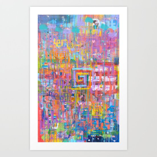 Commitment Art Print