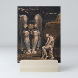 William Blake - America. A Prophecy, Plate 1, 1793 Mini Art Print