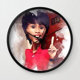 humor Wall Clock