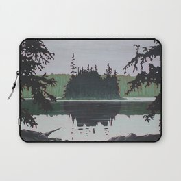 Ouse Lake, Algonquin Park Laptop Sleeve