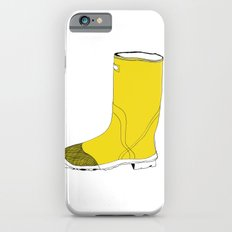 My favorite yellow boot Slim Case iPhone 6s