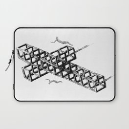 Falling Laptop Sleeve