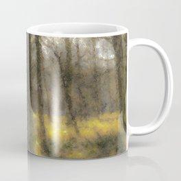 The Monet Forest Coffee Mug