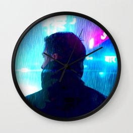 BLADE RUNNER | Painting | PRINTS | Blade Runner 2049 | #M12 Wall Clock