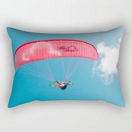 Paraglide parapente Rectangular Pillow