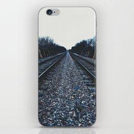 Vanish That Point. iPhone Skin