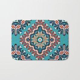 Native American Navajo pattern II Bath Mat