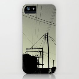 ALLEY iPhone Case
