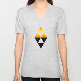 Legend Of Zelda Triforce Unisex V-Neck