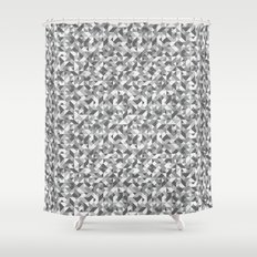 Tiny Shower Curtain