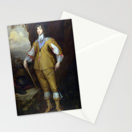 Anthony van Dyck - Prince Charles Louis, Count Palatine Stationery Cards