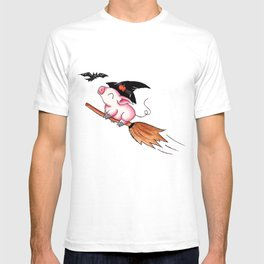 Pigs Fly in Salem T-shirt