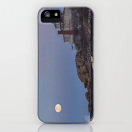 Surf's Over iPhone Case