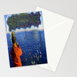 Luka In The Sky Stationery Cards