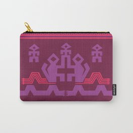 Peruvian Dragon Carry-All Pouch