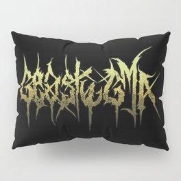 Geostygma - Band Name 2 Pillow Sham
