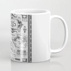Legend of Zelda Bomb Advertisement Poster Mug