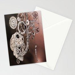 Skull#yaz Stationery Cards