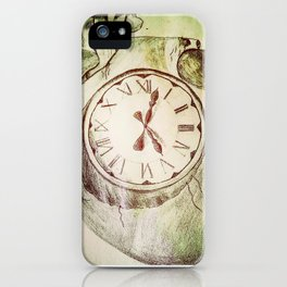 Internal Time iPhone Case