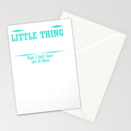 You know that little thing inside your head that keeps you from saying things you shouldn't? Yeah, I Stationery Cards