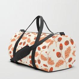 Cherry Fruit Duffle Bag