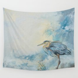 Shore Bird 8664 Wall Tapestry