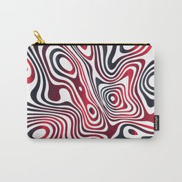70's Red Psyco Carry-All Pouch