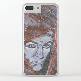 Peter Gabriel - Magog Clear iPhone Case