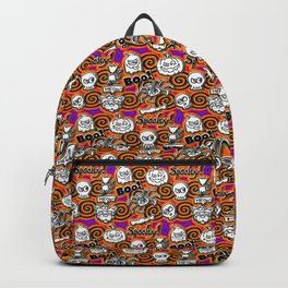 Halloween Mashup Backpack