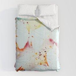 White Fairy Butterflies Comforters